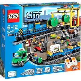 LEGO City Tehervonat 60052 Itt egy ajánlat található, a bővebben gombra kattintva, további információkat talál a termékről.
