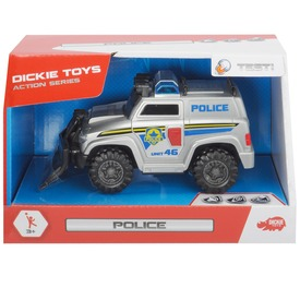 Action Series Mini Police 15cm