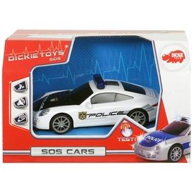 Dickie S. O. S. autó - 15 cm, többféle