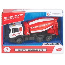 Dickie City Builder teherautó - 16 cm, többféle