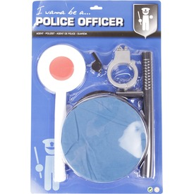 Rendőr kiegészítő készlet - univerzális méret