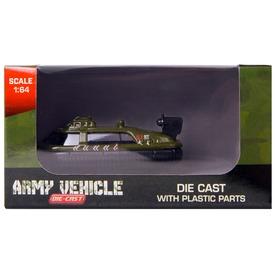 Fém katonai jármű, 1:64, 6 féle