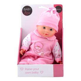 Baby Rose játékbaba - 30 cm, többféle