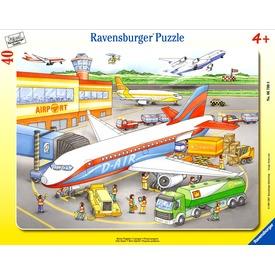 Repülőtér 40 darabos puzzle