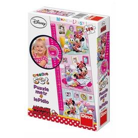 Minnie egér 150 darabos magasságmérő puzzle Itt egy ajánlat található, a bővebben gombra kattintva, további információkat talál a termékről.
