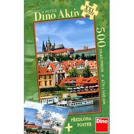 Prága vára 500 darabos XL puzzle Itt egy ajánlat található, a bővebben gombra kattintva, további információkat talál a termékről.