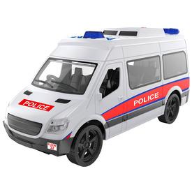 Távirányítós rendőrautó