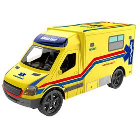 Távirányítós mentőautó