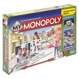 My Monopoly társasjáték Itt egy ajánlat található, a bővebben gombra kattintva, további információkat talál a termékről.