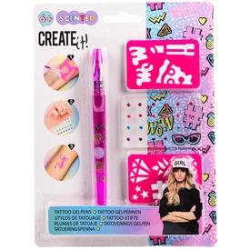 Create it! 3 db illatos tetováló toll