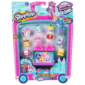 SHOPKINS S8 12db-os szett