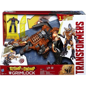 Transformers 4: Stomp and Chomp nagy robot - Grimlock
