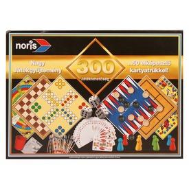 Játékgyűjtemény 300 nagy társasjáték Itt egy ajánlat található, a bővebben gombra kattintva, további információkat talál a termékről.