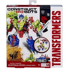 Transformers Construct Bots összerakható robot - Optimus Prime Itt egy ajánlat található, a bővebben gombra kattintva, további információkat talál a termékről.