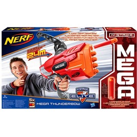 NERF N-Strike Mega Thunderbow szivacslövő villám íj Itt egy ajánlat található, a bővebben gombra kattintva, további információkat talál a termékről.