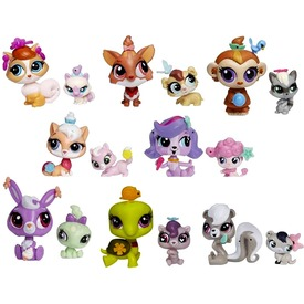 Littlest Pet Shop: mancsos barátok 2 darabos készlet - többféle Itt egy ajánlat található, a bővebben gombra kattintva, további információkat talál a termékről.