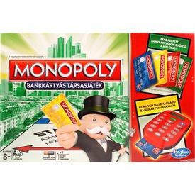 Monopoly bankkártyás társasjáték Itt egy ajánlat található, a bővebben gombra kattintva, további információkat talál a termékről.