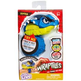 Wraptiles - Csuklóra rögzíthető interaktív hüllők