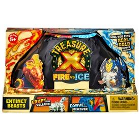Treasure X – A tűz és a jég harca - Fenevad