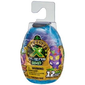 Treasure X – ALIENS – Mini Alien Szivárgó tojások