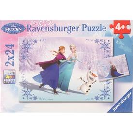 Jégvarázs Testvérek örökre 2 x 24 darabos puzzle Itt egy ajánlat található, a bővebben gombra kattintva, további információkat talál a termékről.