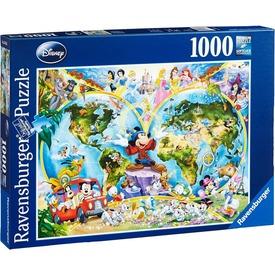 Disney térkép 1000 darabos puzzle Itt egy ajánlat található, a bővebben gombra kattintva, további információkat talál a termékről.