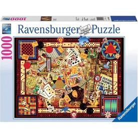 Játékgyűjtemény 1000 darabos puzzle