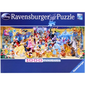 Disney csapat 1000 darabos puzzle
