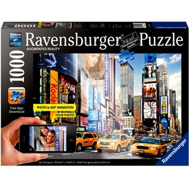 Puzzle 1000 db - Times Square