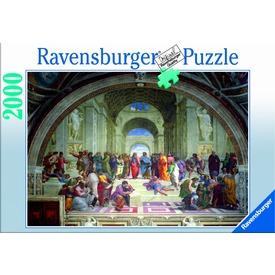 Raffaello: Athéni iskola 2000 darabos puzzle Itt egy ajánlat található, a bővebben gombra kattintva, további információkat talál a termékről.