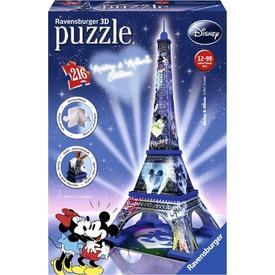 Mikiegér és Minnie egér az Eiffel-tornyon 216 darabos 3D puzzle Itt egy ajánlat található, a bővebben gombra kattintva, további információkat talál a termékről.