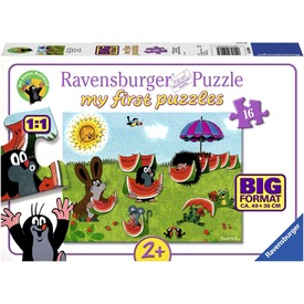 Kisvakond 16 darabos puzzle