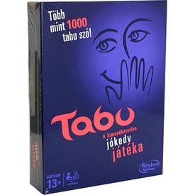 Tabu társasjáték Itt egy ajánlat található, a bővebben gombra kattintva, további információkat talál a termékről.