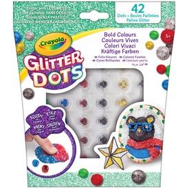 Glitteres Dekorgyöngyök: Utántöltő szett többféle