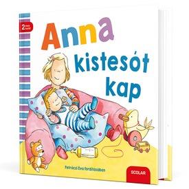 Regina Schwarz: Anna kistesót kap könyv