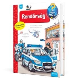 Rendőrség ablakos könyv