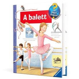 A balett - ismeretterjesztő könyv Itt egy ajánlat található, a bővebben gombra kattintva, további információkat talál a termékről.