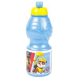 Mancs őrjárat műanyag sport kulacs - 400 ml