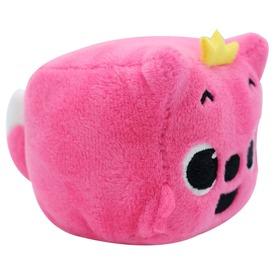 Pinkfong, Baby Shark zenélő kockaplüss 6, 5cm