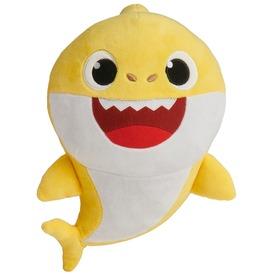 Bébi cápa, Baby Shark zenélő plüss 28cm