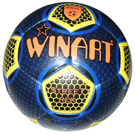 Winart Street Rex futball labda No. 5. blue /orange