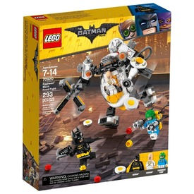 LEGO Batman Movie 70920 Egghead robot harca