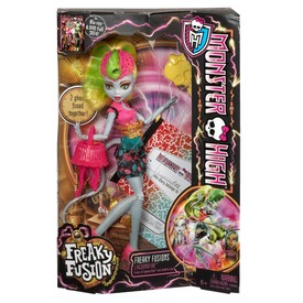 Monster High: Őrült kombináció baba kiegészítőkkel - többféle Itt egy ajánlat található, a bővebben gombra kattintva, további információkat talál a termékről.