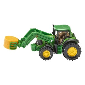 Siku John Deere traktor rakodóval 1:87 - 1379