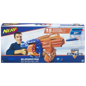 NERF N-Strike Elite Surgefire szivacslövő fegyver