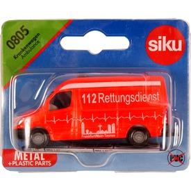Siku: mentőautó 1:55 Itt egy ajánlat található, a bővebben gombra kattintva, további információkat talál a termékről.