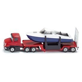 SIKU Kamion motorcsónakkal 1:87 - 1613