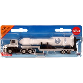 Siku: kamion rakétás utánfutóval 1:87