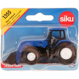 SIKU New Holland traktor 1:72 - 1355