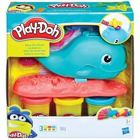 Play-Doh Wavy a bálna gyurmakészlet